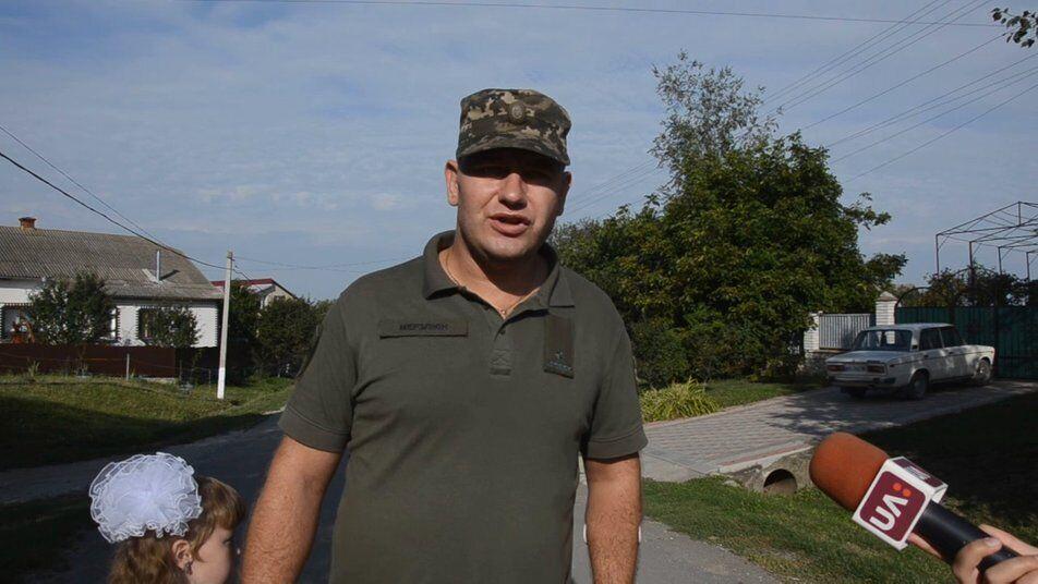 Воїн ЗСУ Мерзлікін був поранений того ж дня, що загинув Руснак.