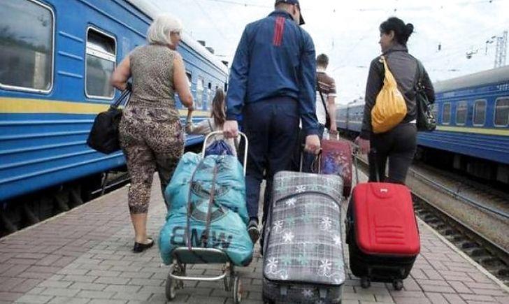 Інфографіка. В Україні зросла кількість переселенців з окупованого Донбасу — ІА «Вчасно»