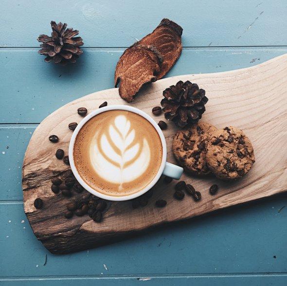 42% українців регулярно п'ють каву.