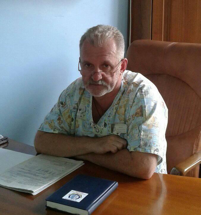 Лікар Павленко цілий місяць боровся з COVID-19