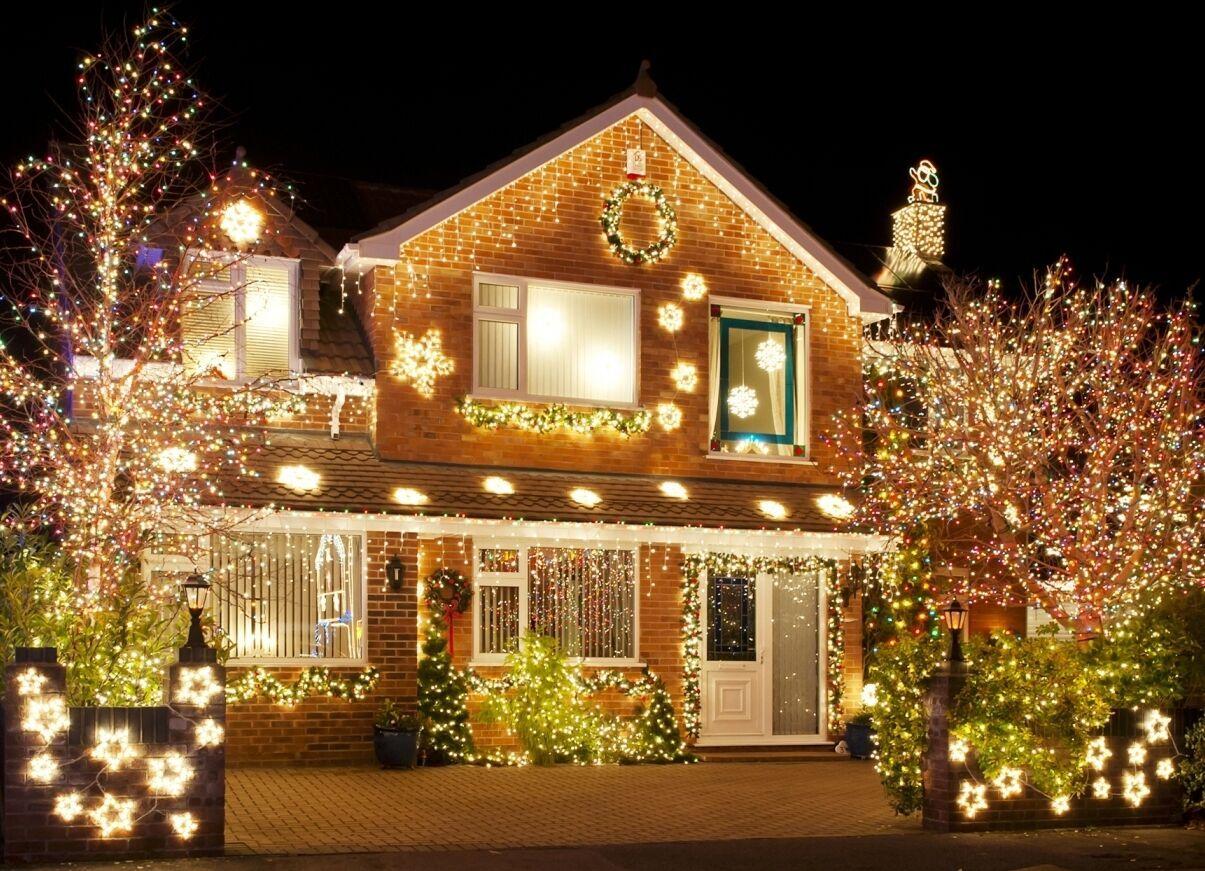 Будинок подобово на Новий рік.