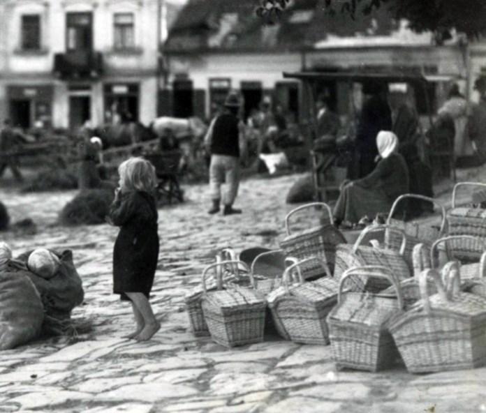 Західна Україна, 1934 р. Фото: Луїза Арнер Бойд