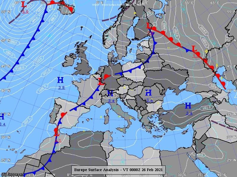 В Україну знову повертається холод і мокрий сніг: де чекати негоду
