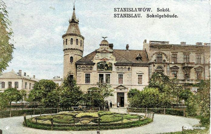 Івано-Франківськ 100 років тому: як виглядало місто