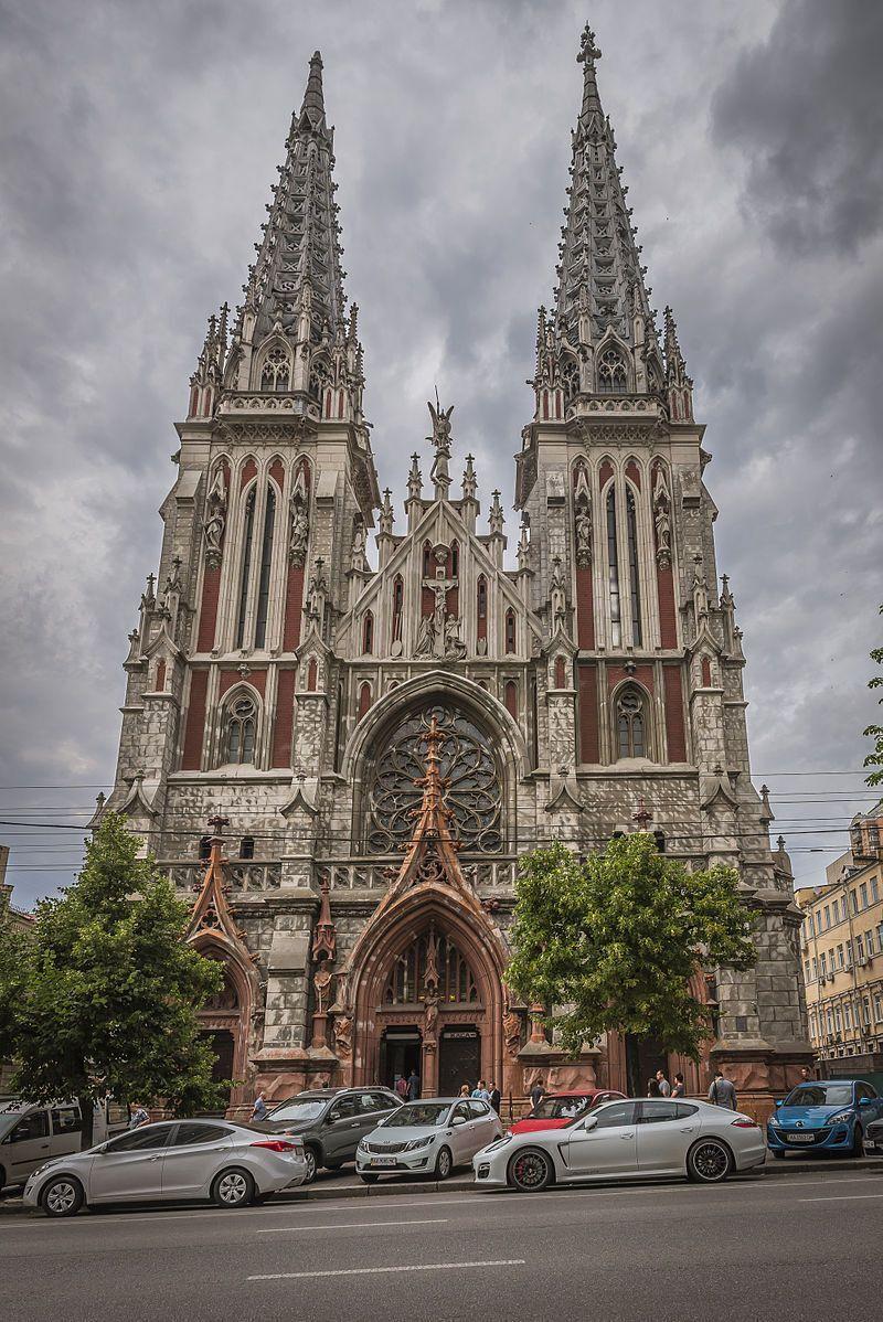 Костел Святого Миколая.