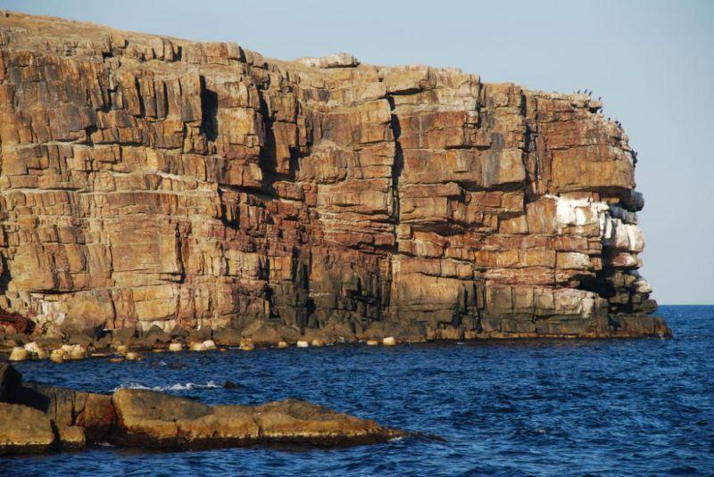 За давньогрецьким переказом, острів Зміїний підняла з моря сама богиня Фетіда