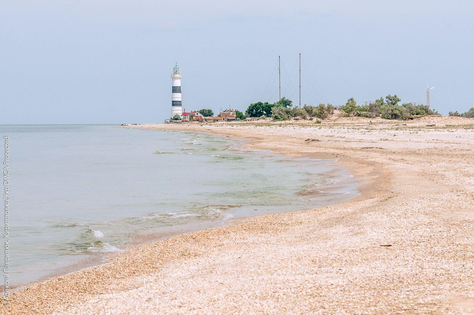 Острів Джарилгач – це найбільший острів в Україні