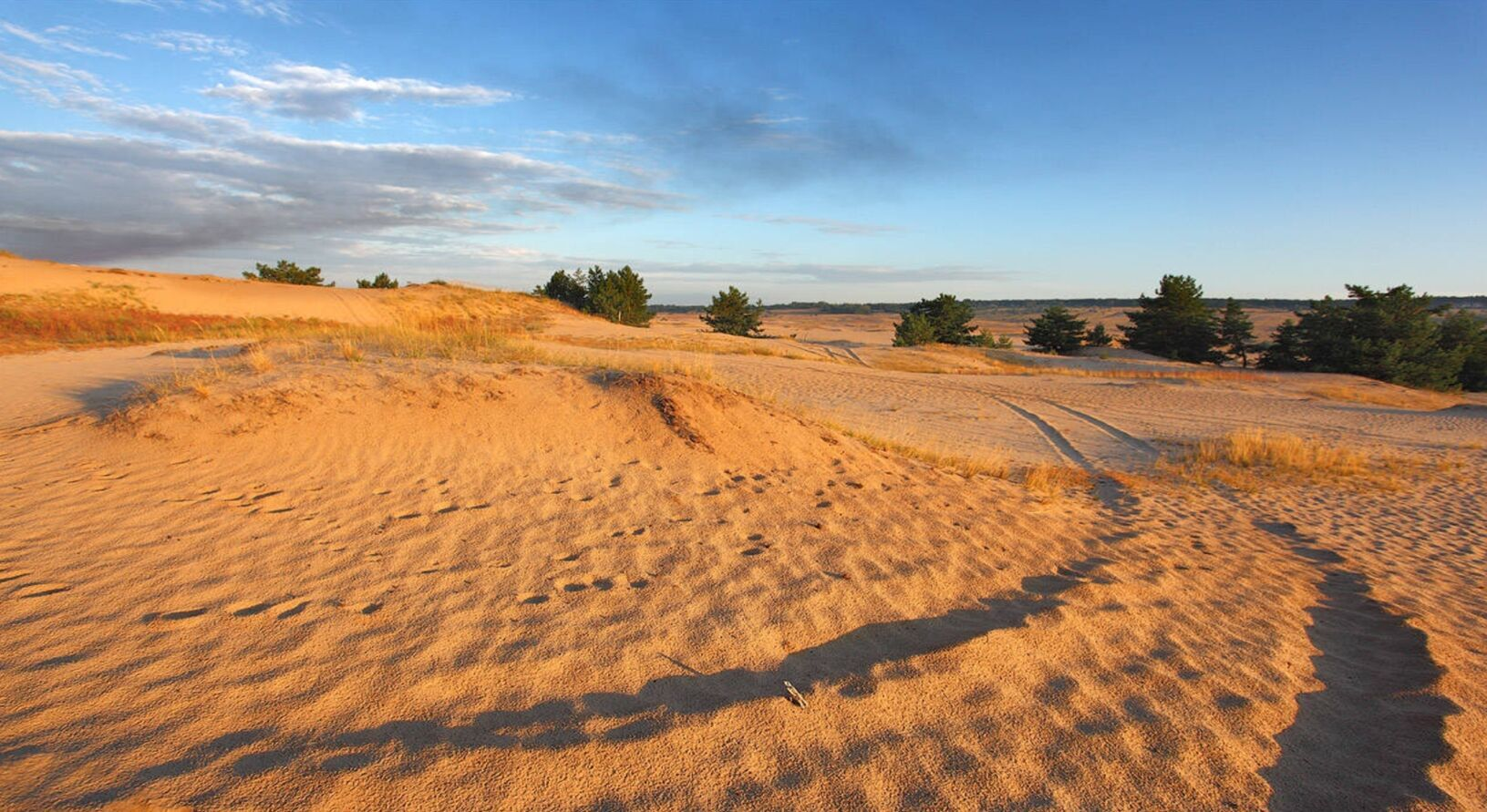 Ніяких розваг на території пустелі немає – тільки природа, чисте повітря і гармонія із собою