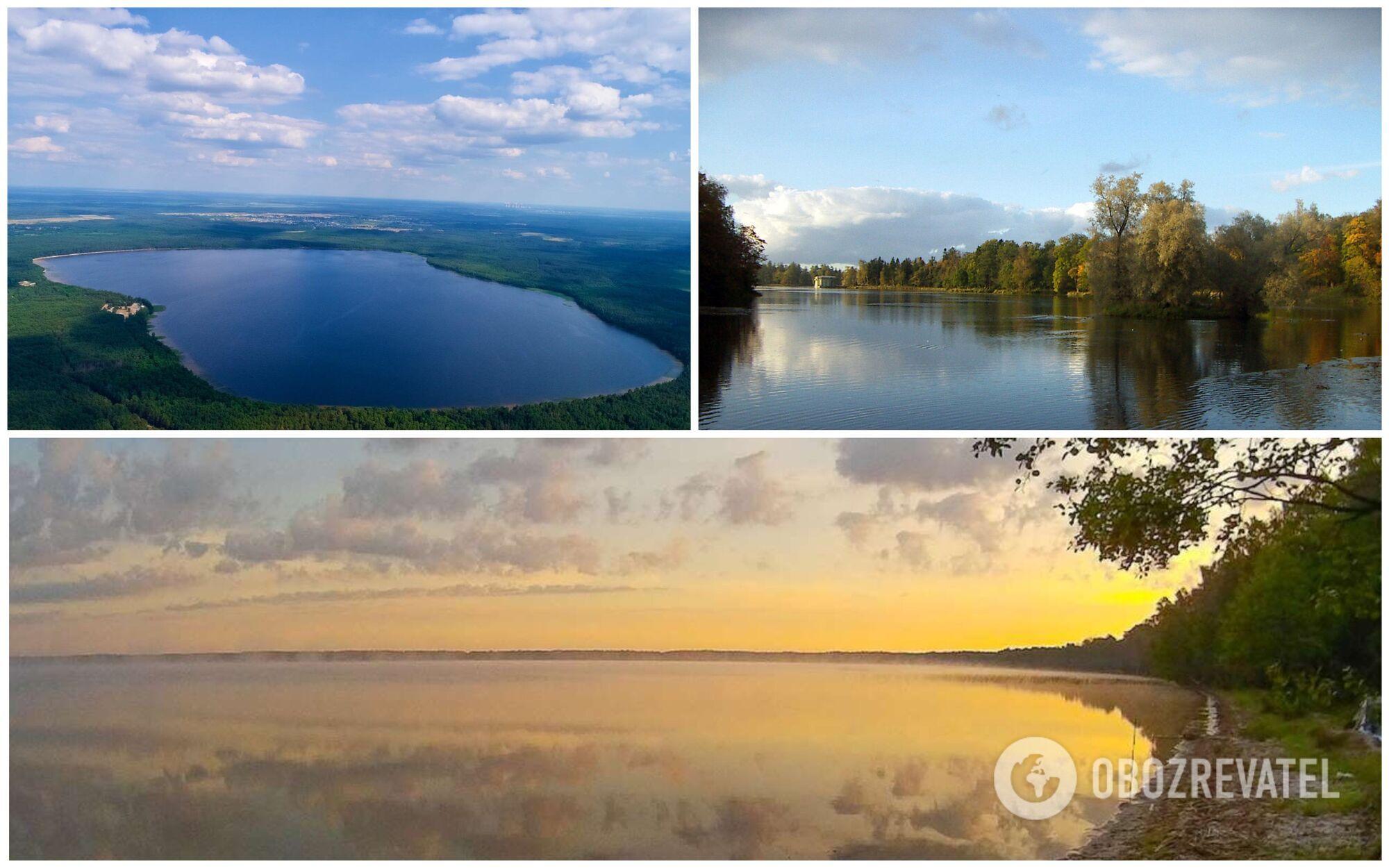 У Білому озері міститься багато гліцерину