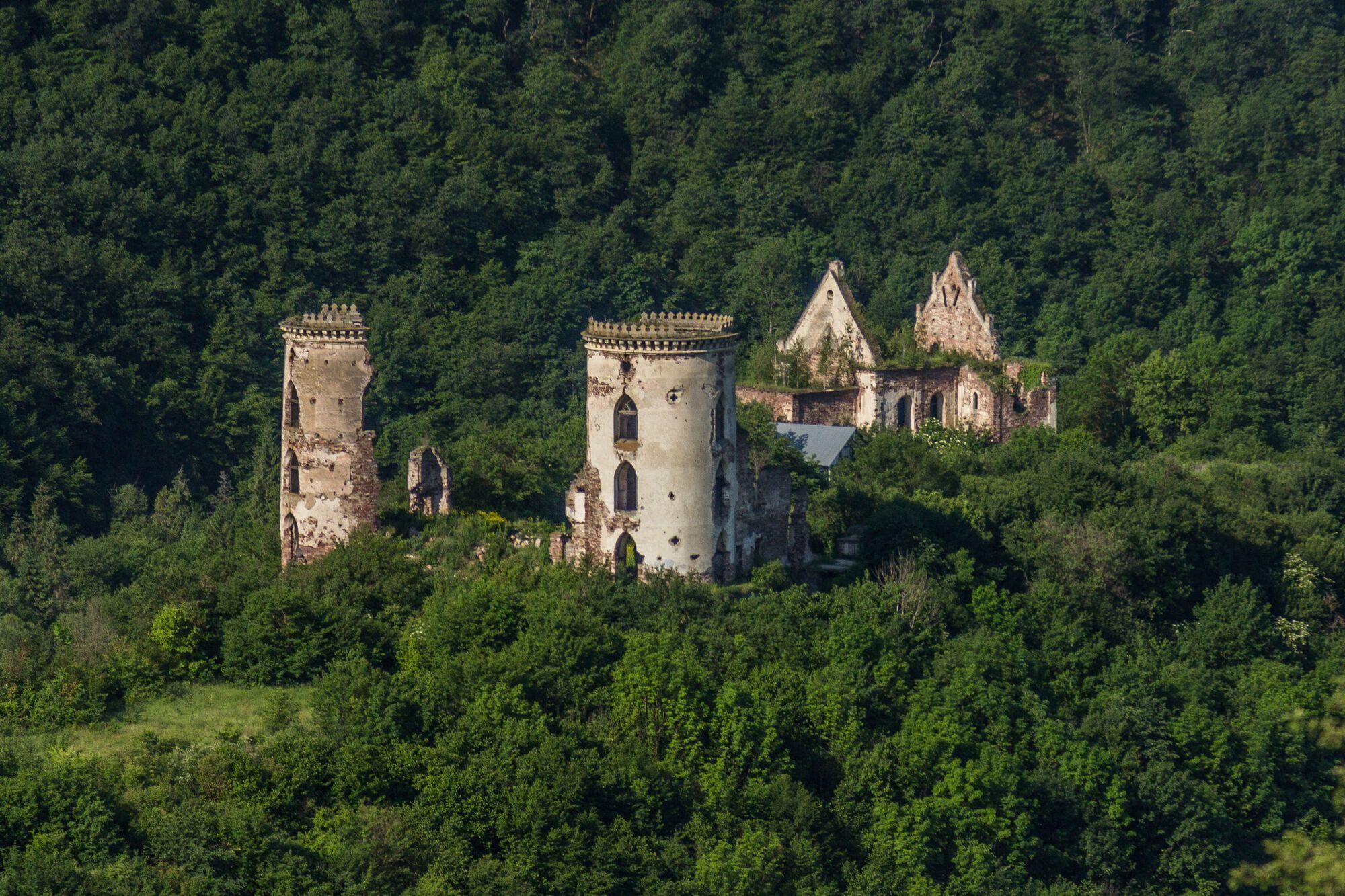 Палац графа Ксідо був побудований на початку 20 століття