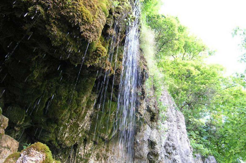 Дівочі Сльози – найбільший водоспад рівнинної України