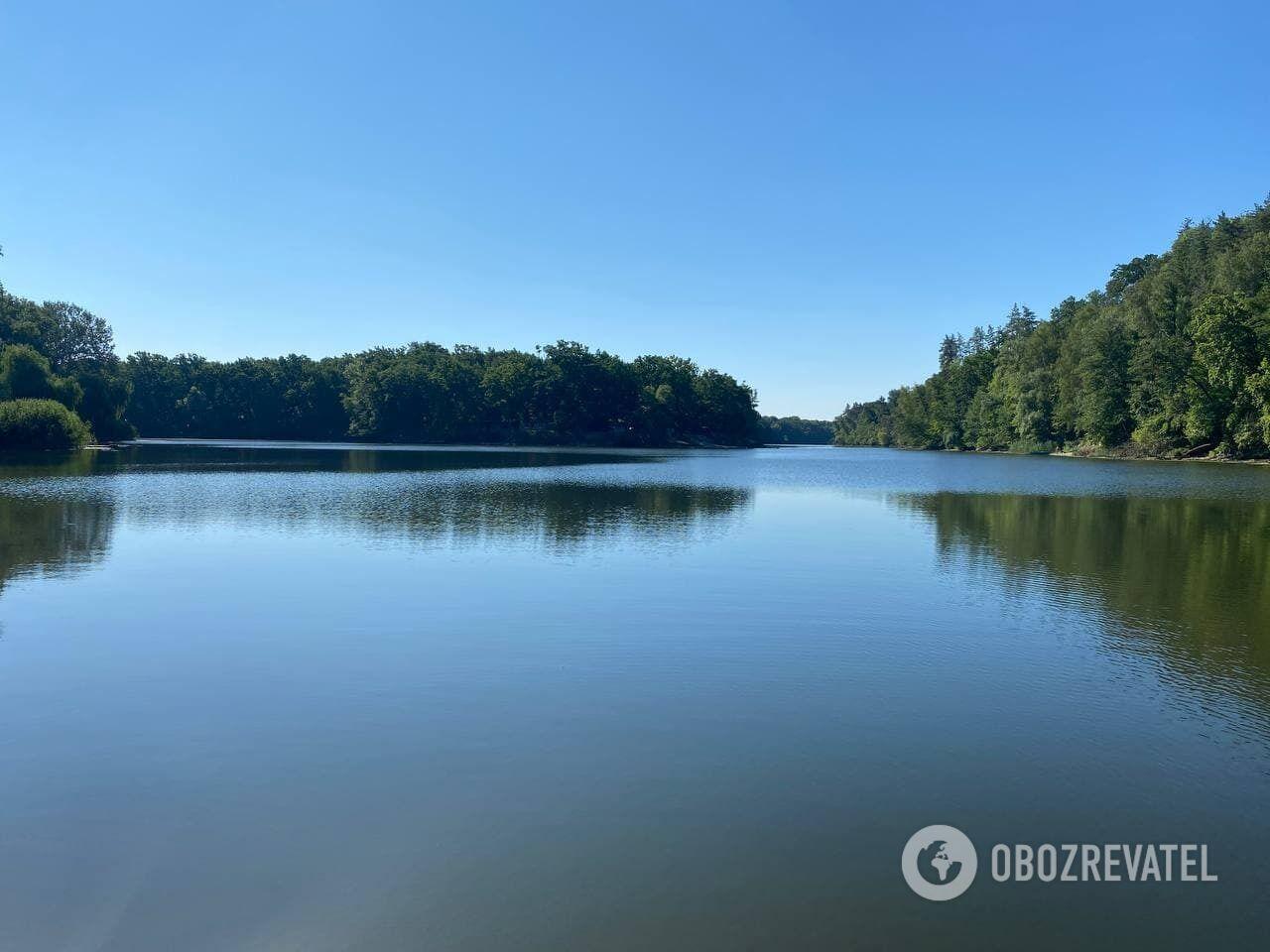 Сіверський Донець – найбільша та наймальовничіша річка східної України
