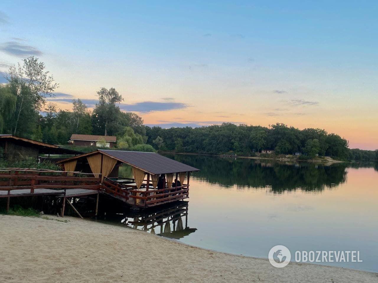 Коробові хутори – улюблене місце відпочинку для багатьох туристів