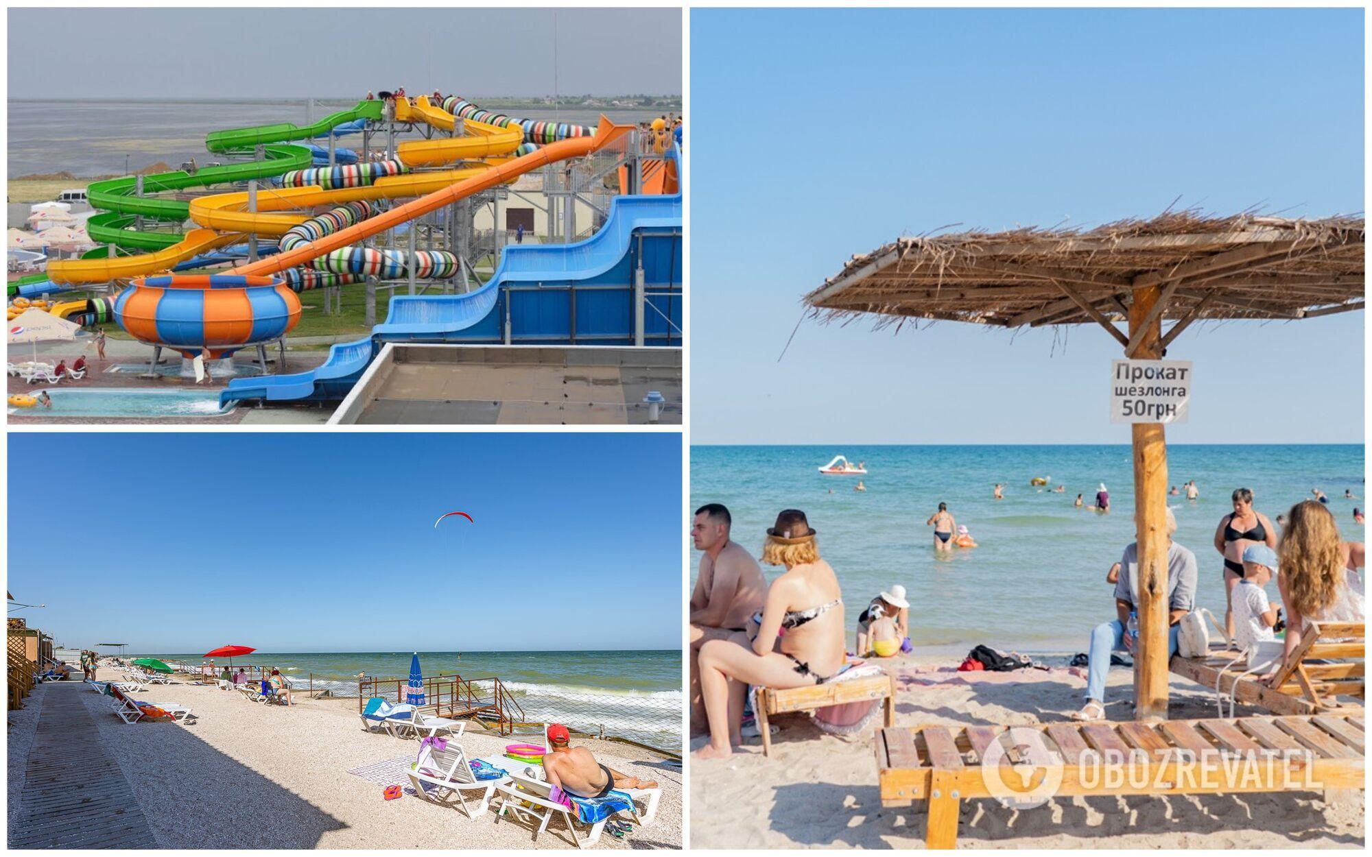 Кирилівка – один із найпопулярніших напрямків морського відпочинку в країні