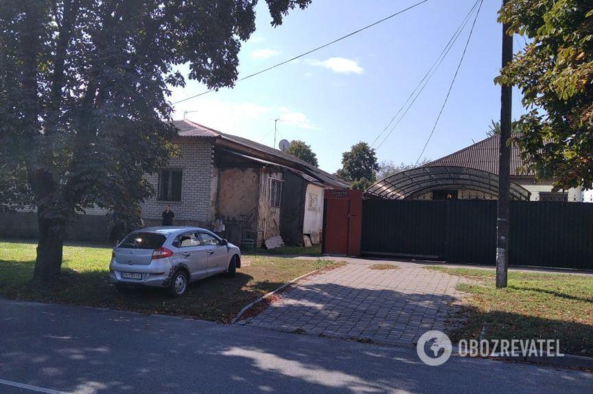 Будинок старших Лясових, звідки хлопчика забрали в лікарню