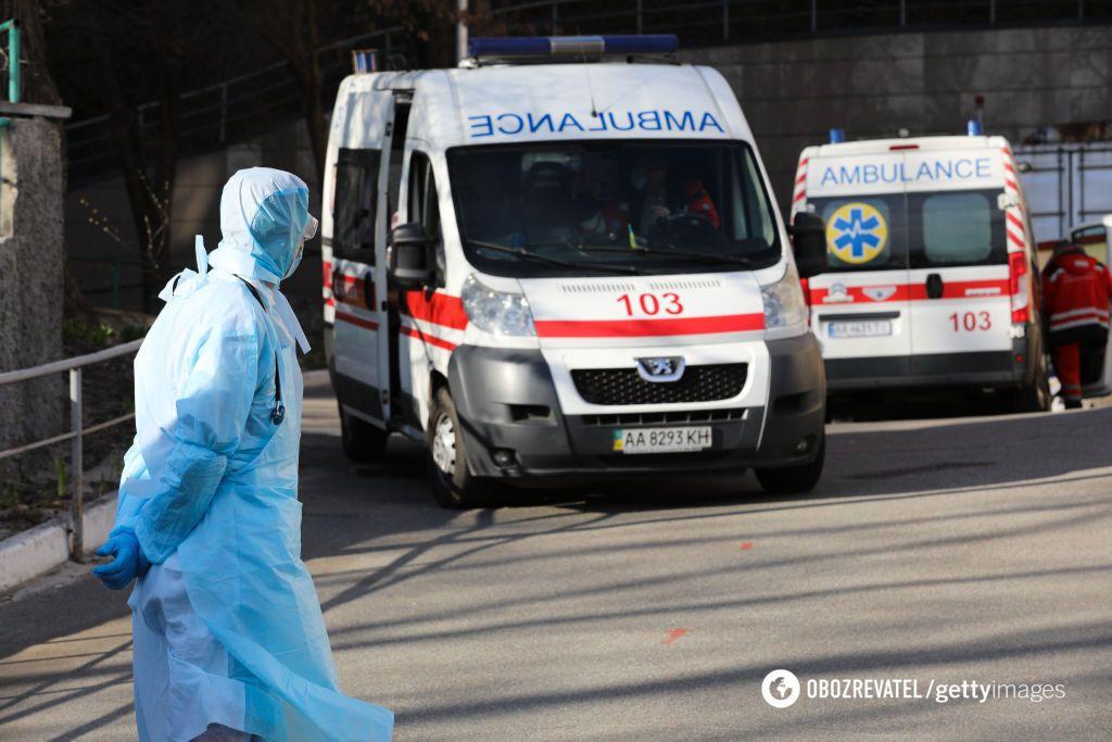 Пандемія коронавірусу в Україні