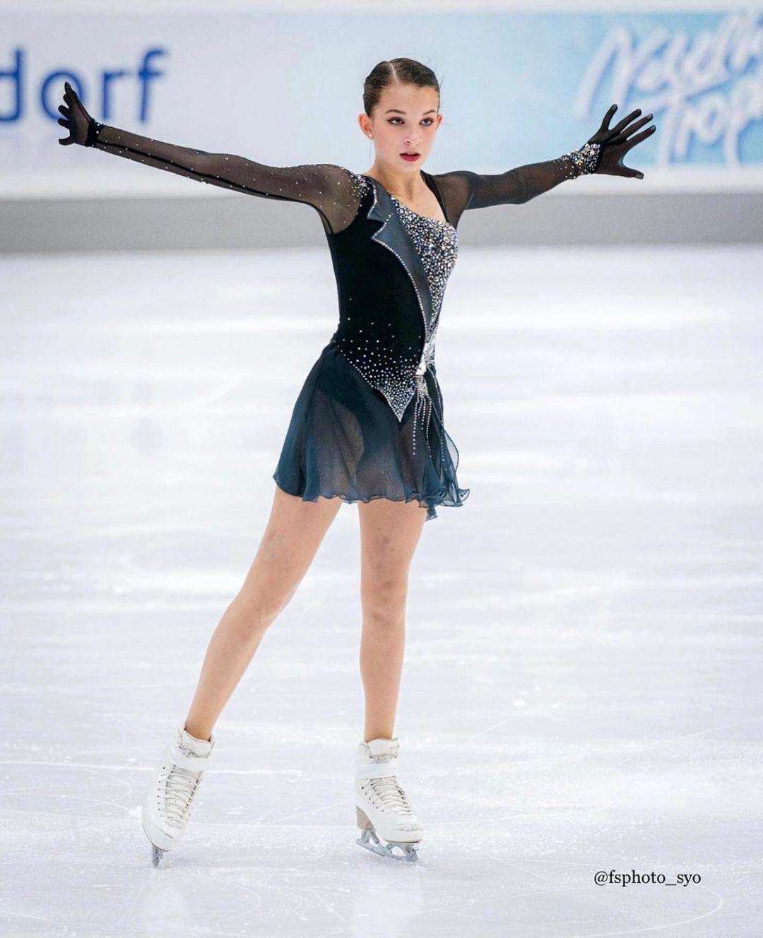 Анастасія Шаботова посіла п'яте місце