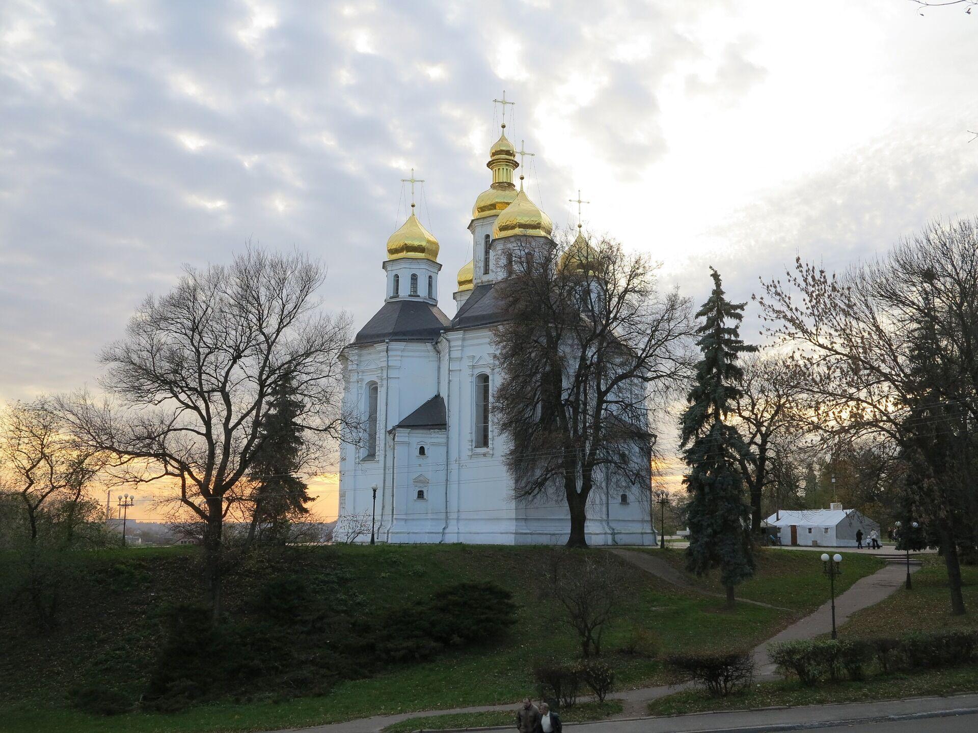 Чернігів – місто з давньою історією.